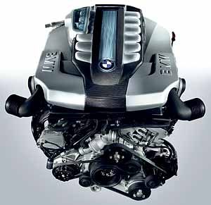 BMW Hydrogen Engine