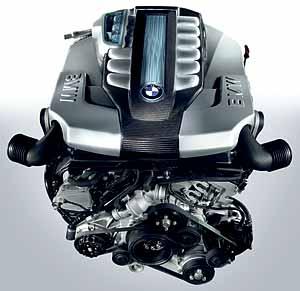 BMW Hydrogen Engine
